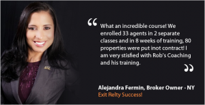Alejandra Fermin - Broker Owner, Exit Realty Success