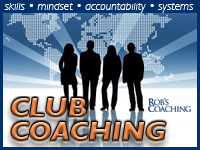 Club Coaching for Realtors - Effectively Setting Goals